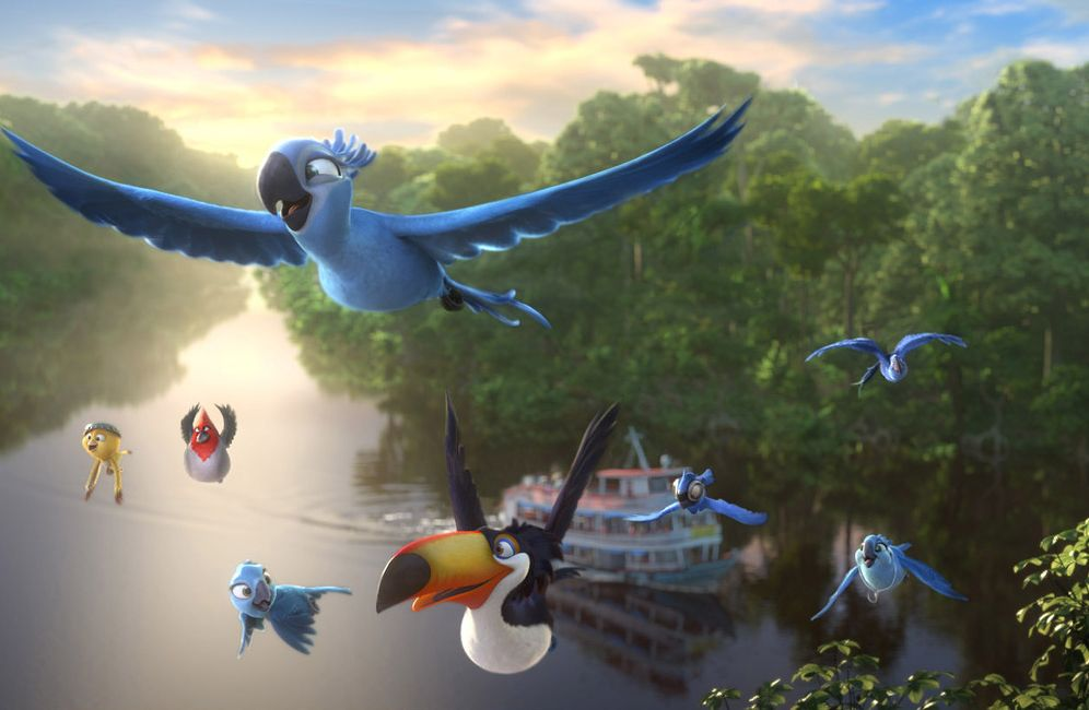 Rio2 - Bildquelle: 2014 Twentieth Century Fox Film Corporation.  All rights reserved.