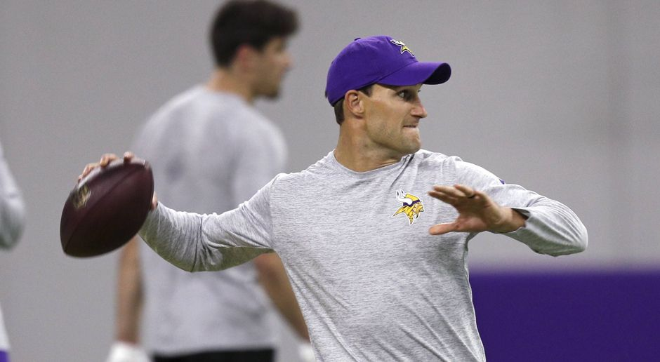 Kirk Cousins (Minnesota Vikings) - Bildquelle: imago/ZUMA Press