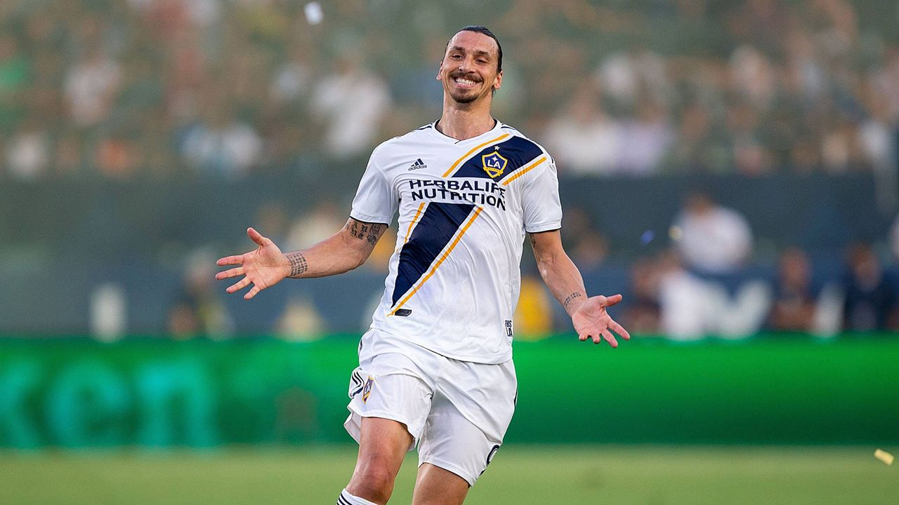 Zlatan Ibrahimovic (LA Galaxy) - Bildquelle: Imago