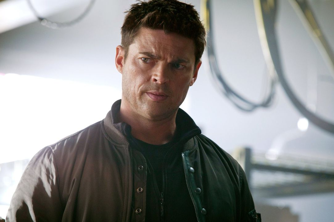 John-Kennex_Almost-Human_4 - Bildquelle: © Warner Bros. Television
