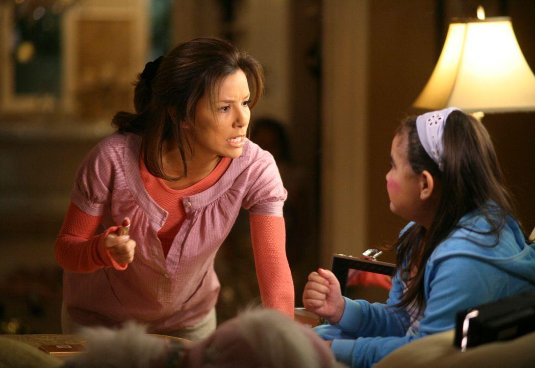 Fünf Jahre später: Gabrielles (Eva Longoria, l.) und Juanitas (Kaili Say, r.) Leben ist mittlerweile gar nicht mehr so glamourös ... - Bildquelle: ABC Studios