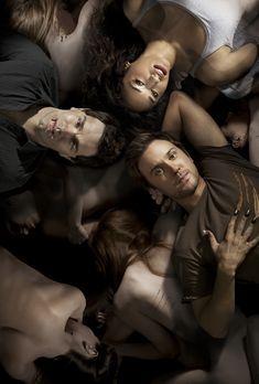 Being Human - (2. Staffel) - Haben ein dunkles Geheimnis: Aidan (Sam Witwer,...