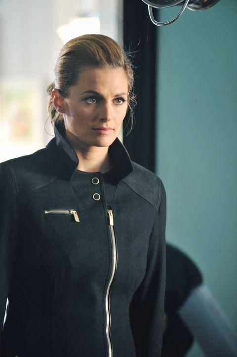 Die Leiche eines Bäckers liegt kopfüber in einer riesigen Rührschüssel mit Schokoladenteig. Für Kate Beckett (Stana Katic) steht bald fest, dass ein... - Bildquelle: ABC Studios