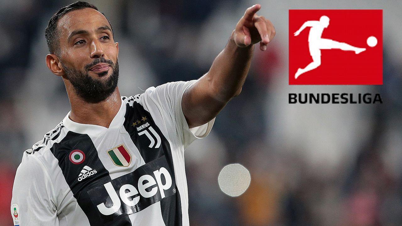 Medhi Benatia (Juventus Turin) - Bildquelle: 2018 Getty Images