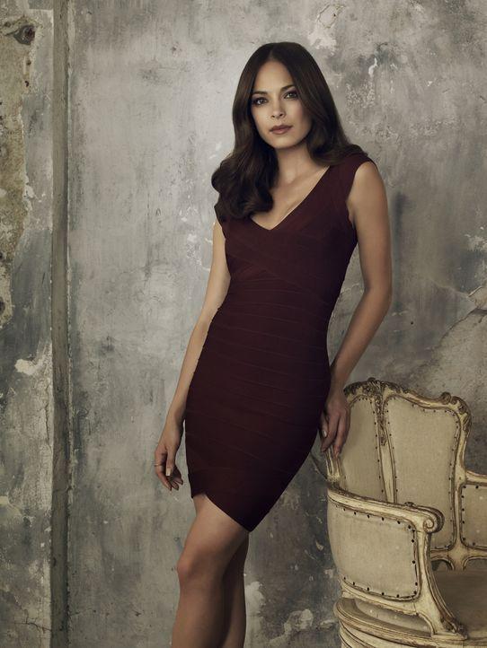 (1. Staffel) - Catherine Chandler (Kristin Kreuk) musste als Teenager den Mord an ihrer Mutter mitansehen und wird von einem mysteriösen Wesen vor e... - Bildquelle: 2012 The CW Network, LLC. All rights reserved.