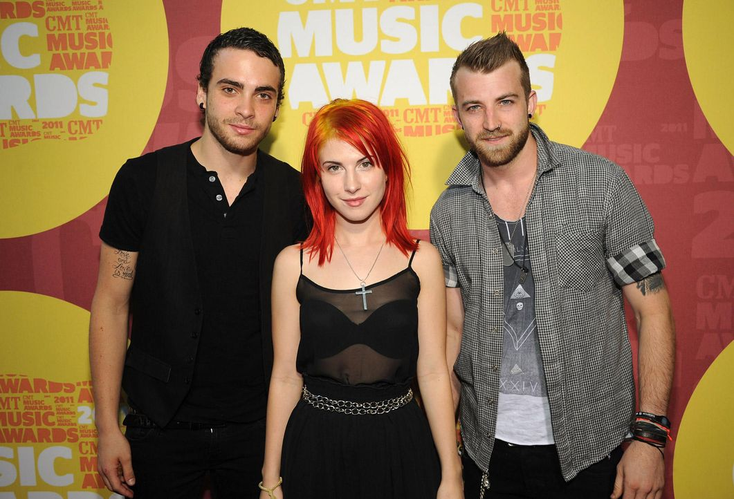 03-paramore-11-06-08-getty-images-afpjpg 1700 x 1157 - Bildquelle: Getty Images/AFP