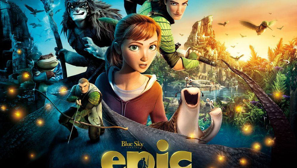 Epic - Verborgenes Königreich - Bildquelle: 2013 Twentieth Century Fox Film Corporation. All rights reserved.