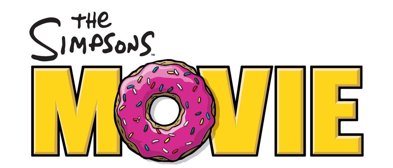 Die Simpsons - Der Film - Logo - Bildquelle: 2007 Twentieth Century Fox Film Corporation