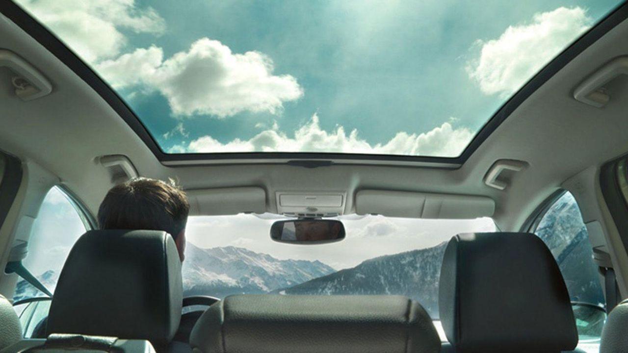 Panoramadach - Bildquelle: Ford
