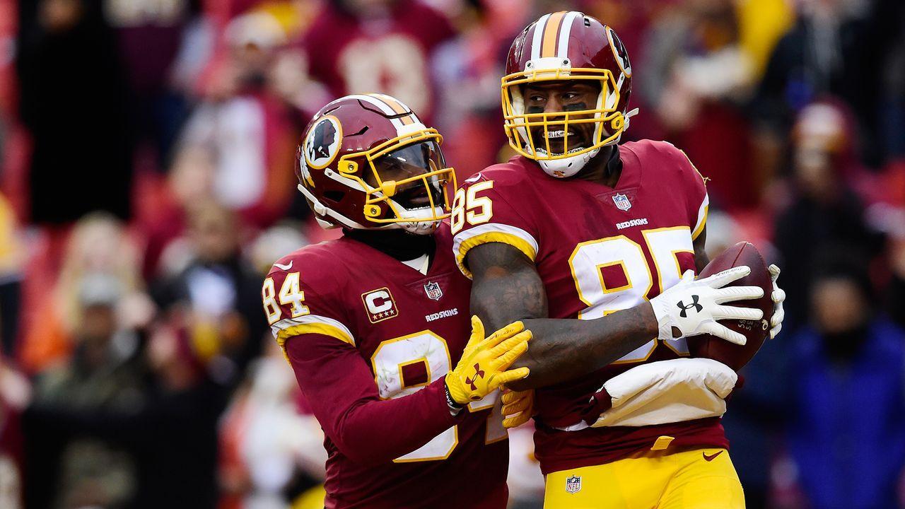 Platz 20: Washington Redskins - Bildquelle: 2017 Getty Images