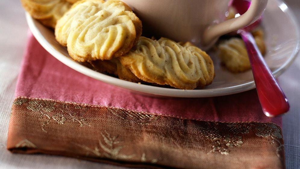 Spritzgebäck und Trinkschokolade - Bildquelle: Photocuisine