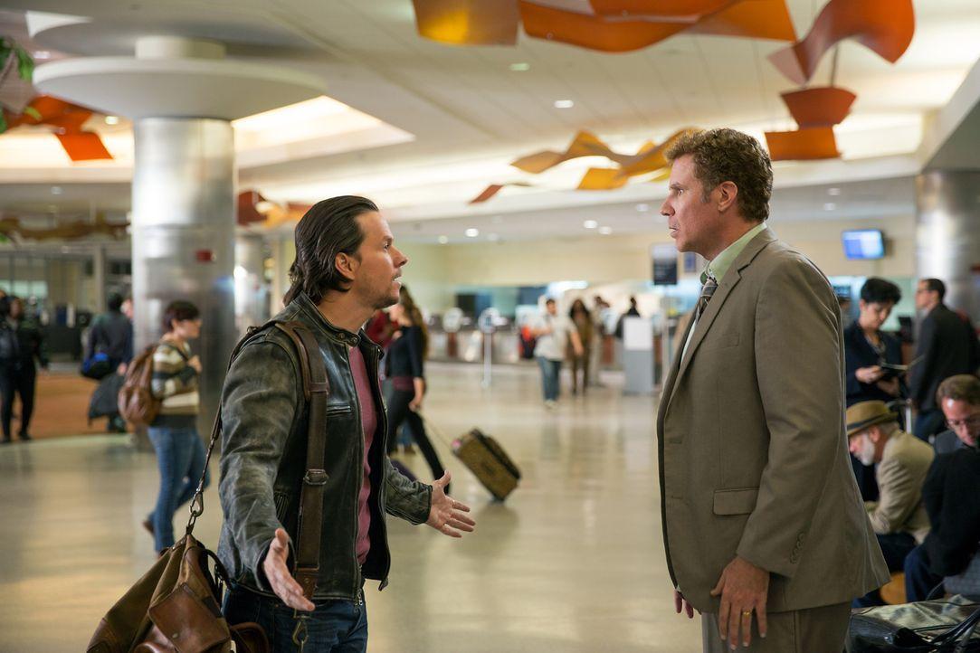 Nach Jahren entschließt sich der Draufgänger Dusty (Mark Wahlberg, l.) dazu, dass er seine Kinder und seine Ex-Frau zurückhaben will, doch das lässt... - Bildquelle: (2017) Paramount Pictures.