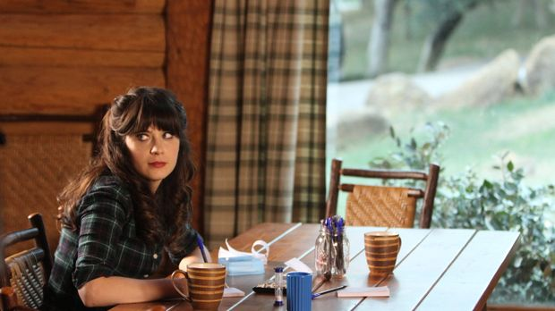 Ein ganz besonderes Wochenende wartet auf Jess (Zooey Deschanel) ... © 2012 T...
