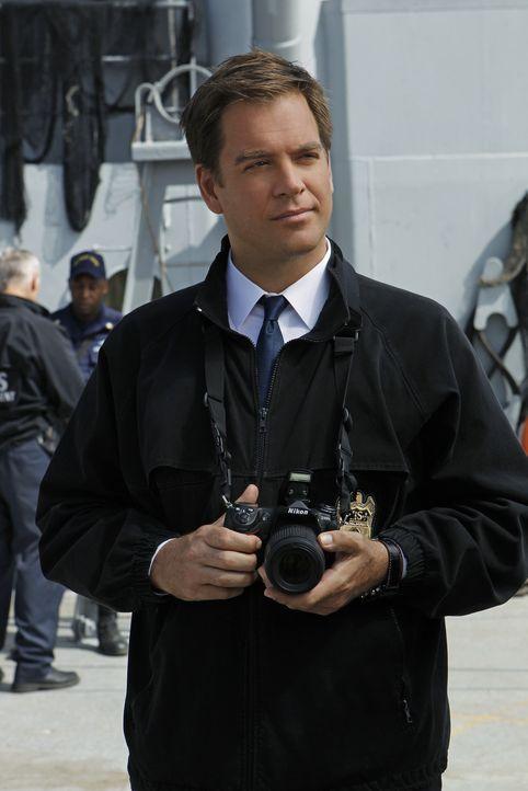 Ein neuer Fall beschäftigt Tony (Michael Weatherly) und seine Kollegen ... - Bildquelle: CBS Television