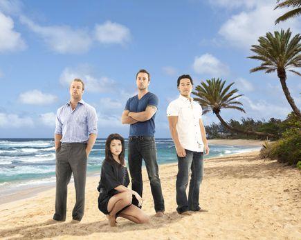 Hawaii Five-0 - (4. Staffel) - Kämpfen gegen das organisierte Verbrechen auf...