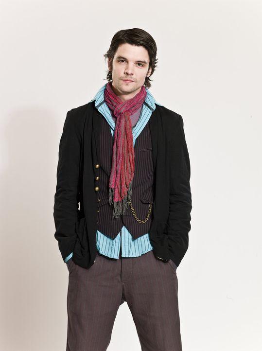 (2. Staffel) - Cutters Student und Dinosaurierfreak: Connor Temple (Andrew-Lee Potts) ... - Bildquelle: ITV Plc