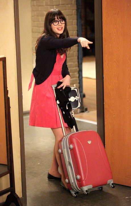 Zieht zu Nick ins Zimmer: Jess (Zooey Deschanel) ... - Bildquelle: 2013 Twentieth Century Fox Film Corporation. All rights reserved.