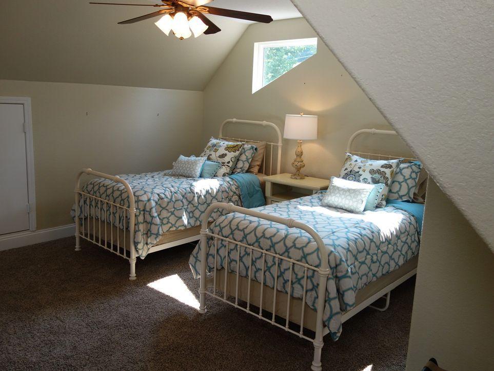 Könnte das, Tochter Olivias zukünftiges Zimmer werden? Mutter Audra glaubt, dass es perfekt für sie wäre ... - Bildquelle: 2015,HGTV/Scripps Networks, LLC. All Rights Reserved