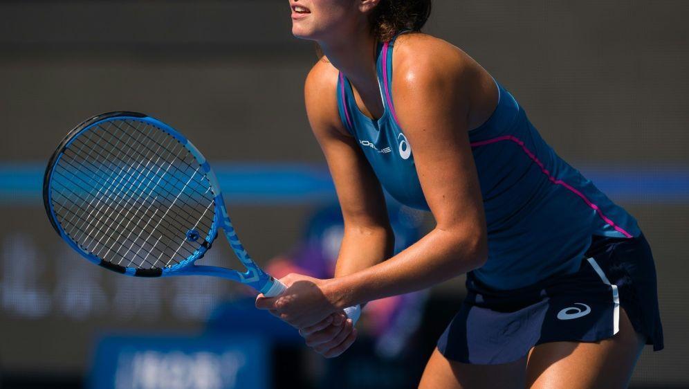 Julia Görges trifft im Viertelfinale auf Simona Halep - Bildquelle: PIXATHLONPIXATHLONSID