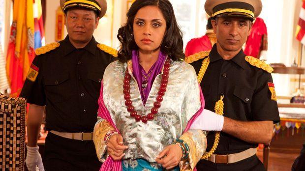 Janes Fall ist überaus kompliziert - die junge Bhutanerin Leela Penjore (Nish...