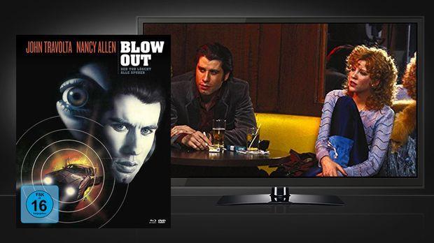 Blow Out - Der Tod löscht alle Spuren - Media Book und Szene © Koch Media