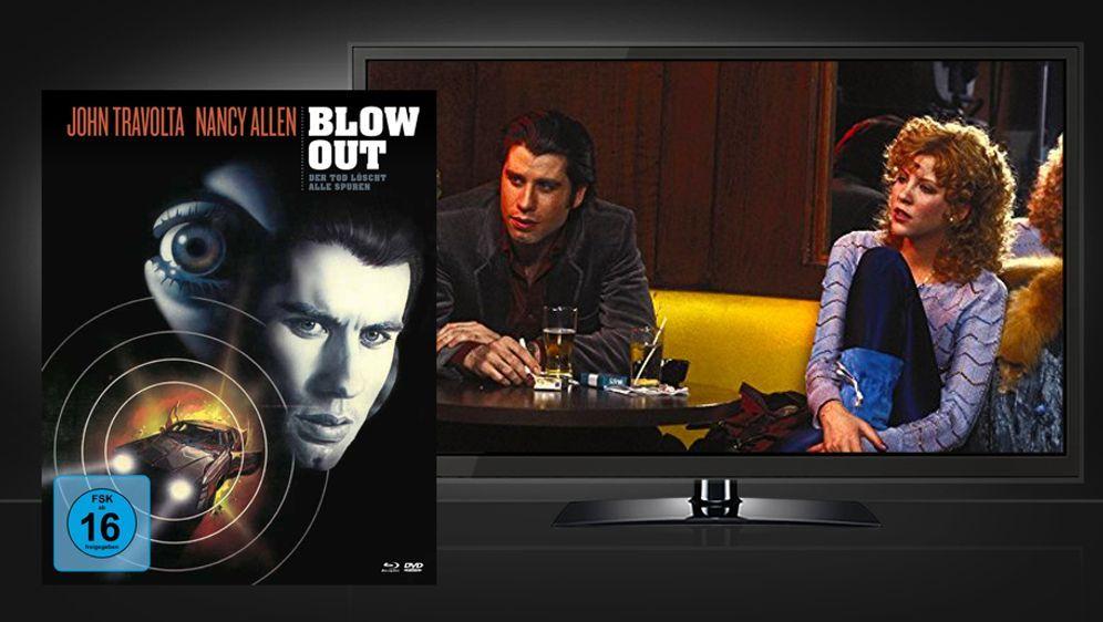 Blow Out - Der Tod löscht alle Spuren (Blu-ray+DVD Mediabook) - Bildquelle: Koch Media
