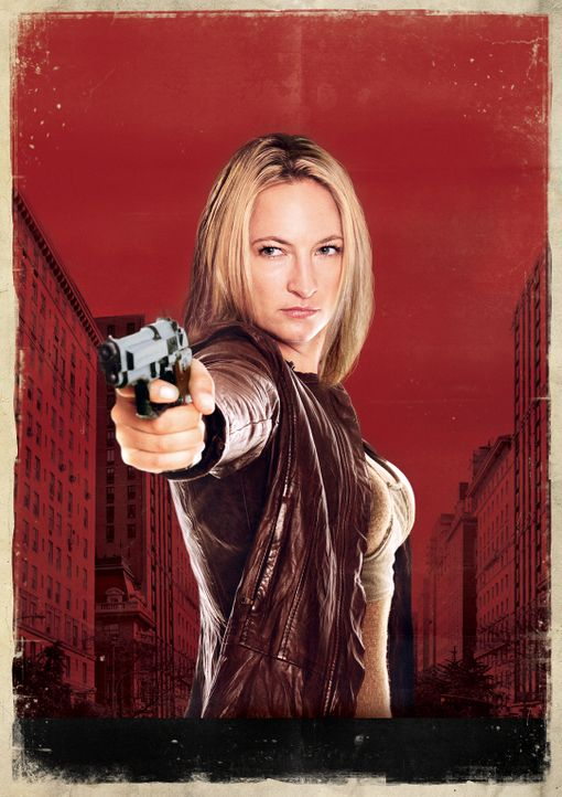 ANGEL OF DEATH - Artwork - mit Zoe Bell - Bildquelle: 2009 Colton Productions, Inc. All Rights Reserved.