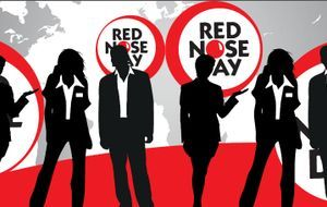 Red Nose Day Verein Bild