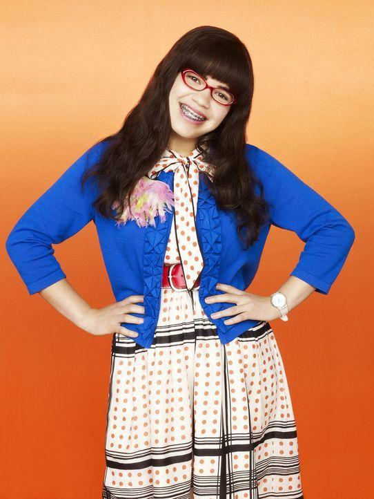 (3. Staffel) -Betty (America Ferrera) muss berufliche und familiäre Probleme unter einen Hut bringen ... - Bildquelle: 2008   ABC Studios