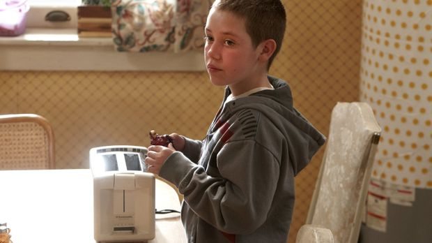 Langsam entwickelt sich Carls (Ethan Cutkosky) seltsame Gewaltfantasie zu ein...