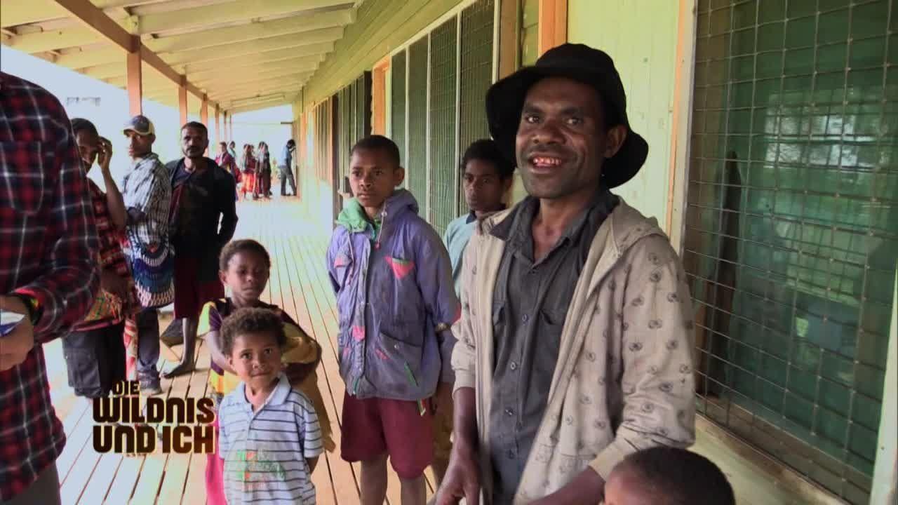 Gress in Papua Neuguinea7 - Bildquelle: kabel eins
