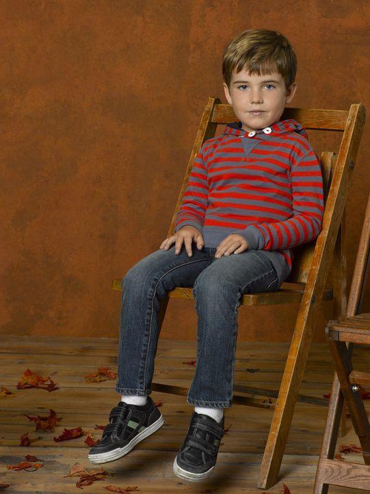 (3. Staffel) - Er schafft es immer wieder im Mittelpunkt zu stehen. Als jüngstes Familienmitglied hat Boyd (Flynn Morrison), der Sohn von Kristin, d... - Bildquelle: 2011 Twentieth Century Fox Film Corporation