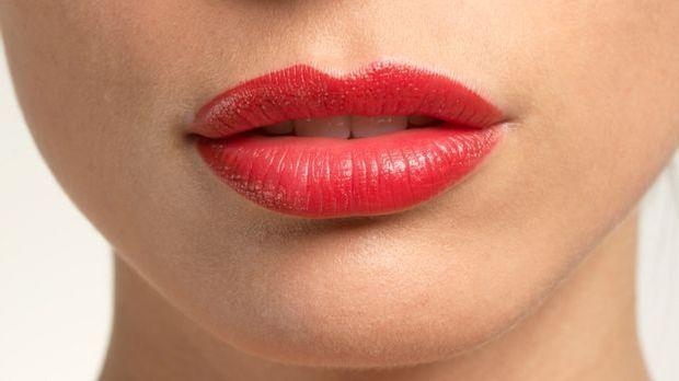 Lippenstift auftragen leicht gemacht