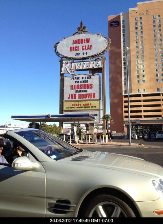 Las Vegas zieht Glücksritter, Touristen und Zocker an. Auch Tausende Deutsche suchen jedes Jahr in der Wüstenmetropole ihr Glück. Einige von ihnen l... - Bildquelle: SAT.1