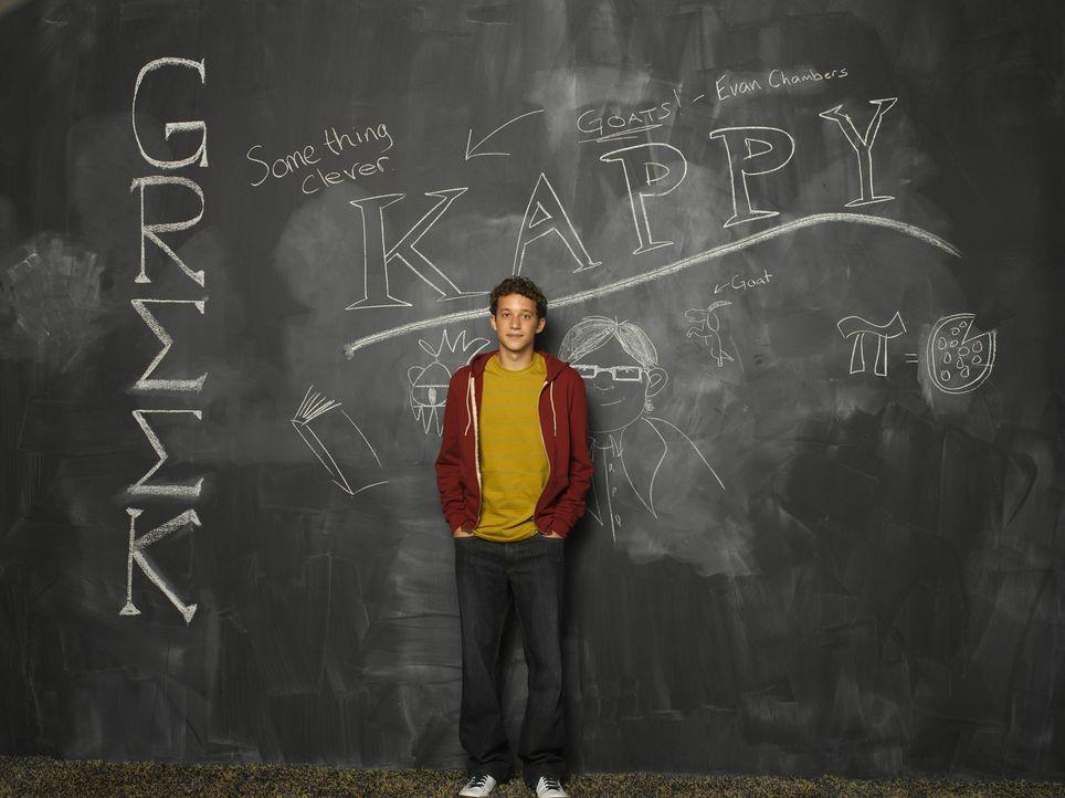 (3. Staffel) - Genießt sein Studentenleben: Rusty (Jacob Zachar) ... - Bildquelle: 2008 ABC Family
