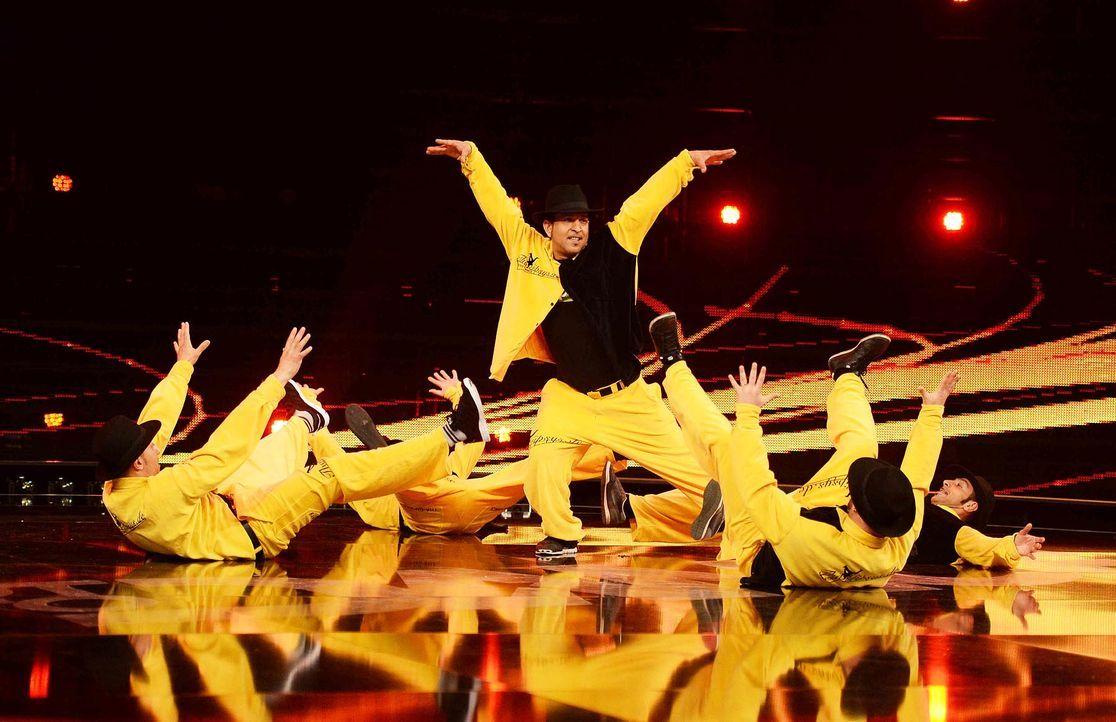 Got-To-Dance-tha-Gipsys-04-SAT1-ProSieben-Willi-Weber-TEASER - Bildquelle: SAT.1/ProSieben/Willi Weber