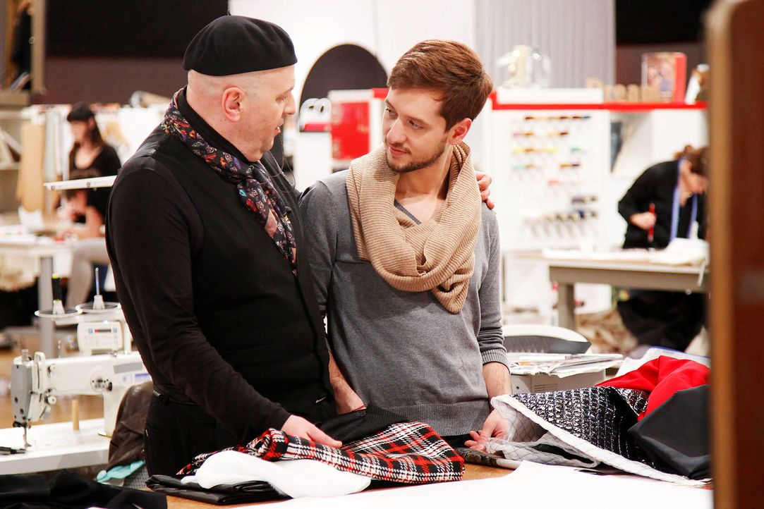 Fashion-Hero-Epi05-Atelier-27-ProSieben-Richard-Huebner - Bildquelle: Richard Huebner