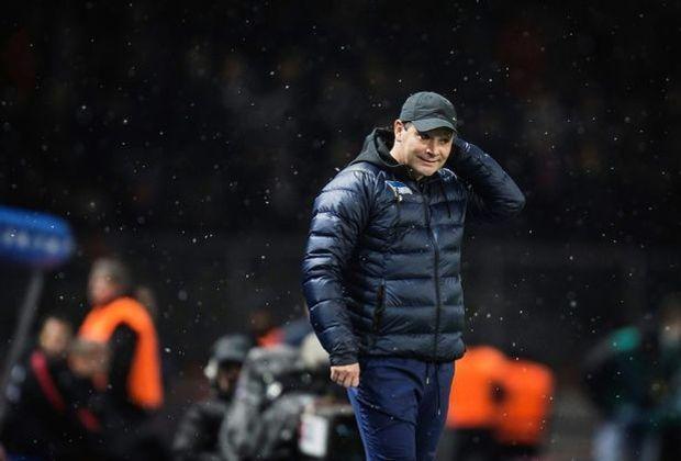 Raus aus der Europa League: Pal Dardai und Hertha BSC