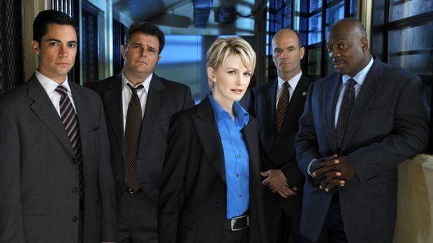 Cold Case - Crimeserie mit Kathryn Morris und John Finn
