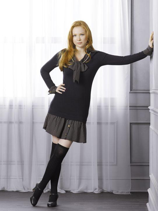(4. Staffel) - Die Teenagerin Alexis Castle (Molly C. Quinn) hat es nicht immer leicht mit ihrem Vater, zudem sie viel vernünftiger ist als er ... - Bildquelle: ABC Studios