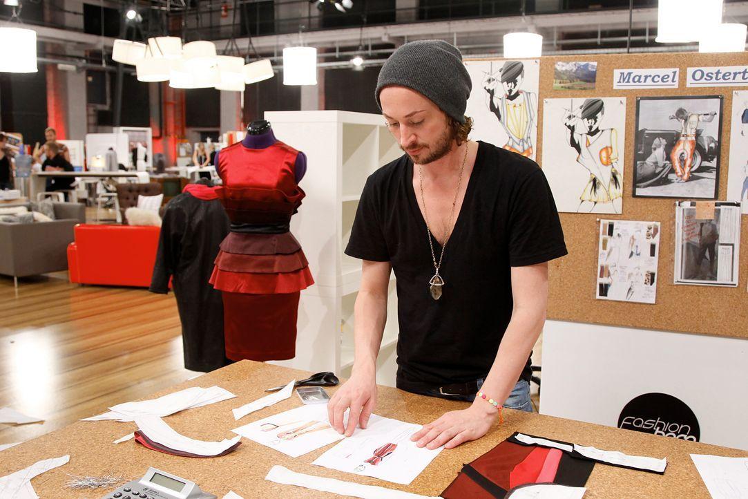 Fashion-Hero-Epi03-Atelier-34-Pro7-Richard-Huebner - Bildquelle: Richard Hübner / Pro 7