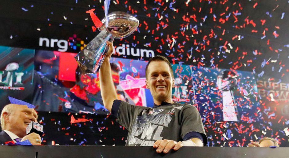 Tom Brady (Combine 2000) - Bildquelle: 2017 Getty Images