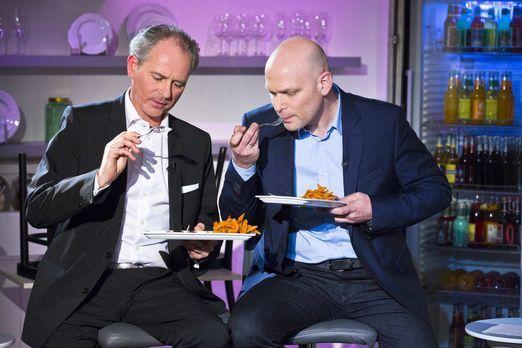 Restaurant Startup - In welche Geschäftsideen werden Carsten Gerlach (l.) und...