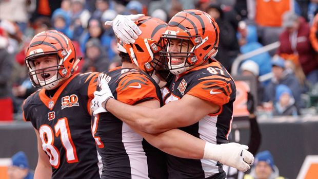 20. Cincinnati Bengals - Bildquelle: imago/ZUMA Press