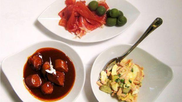 Passend zur Brotzeit: Wurstsalat auf bayrisch.