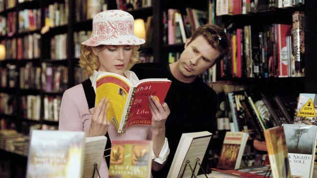 Verliebt in eine Hexe - Ex-Hollywoodstar Jack Wyatt (Will Ferrell, r.) plant...