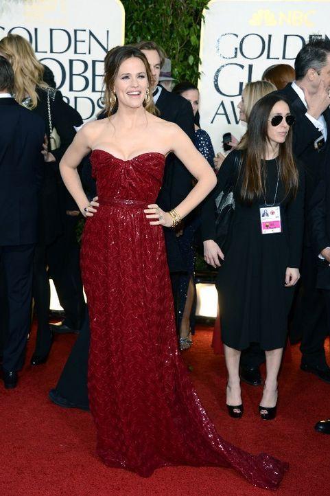 Golden Globes: Kleid von Jennifer Garner  - Bildquelle: AFP