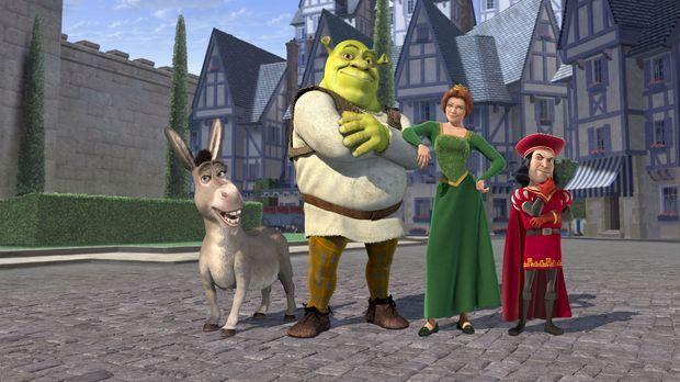 Shrek - Der tollkühne Held © TM &   2001 DreamWorks L.L.C.