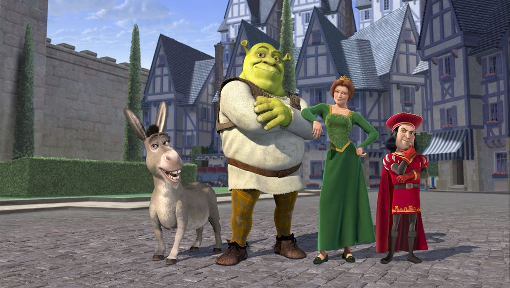 Shrek - Der tollkühne Held - Bildquelle: TM &   2001 DreamWorks L.L.C.