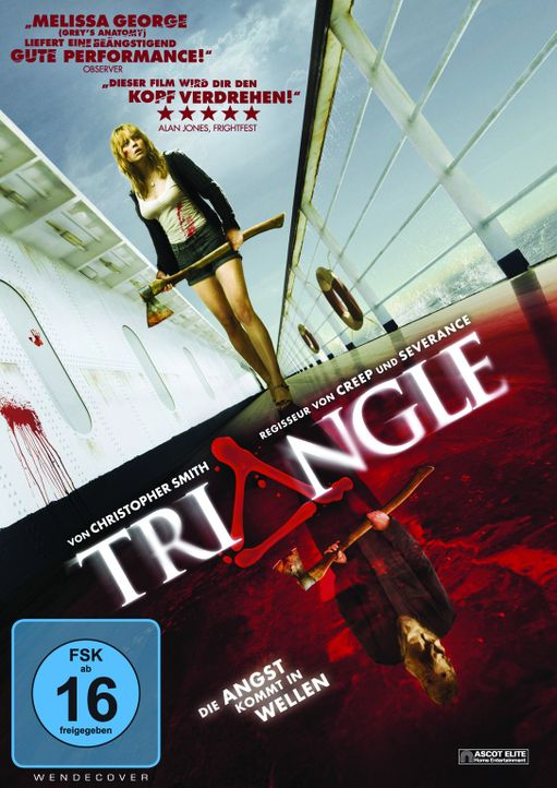 Triangle - Plakatmotiv - Bildquelle: Icon Entertainment/Ascot Elite